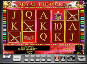 Вулкан Платинум и Royal Treasures