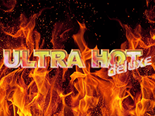 Автомат Ultra Hot Deluxe без СМС в казино Вулкан