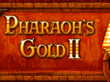 Pharaohs Gold 2 в Вулкан Вегас