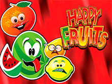 Happy Fruits в казино Вулкан Вегас